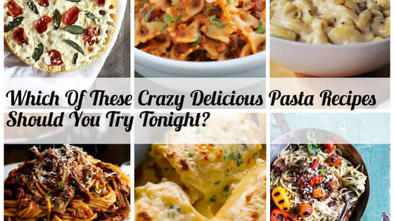 Are you in a pasta rut and in desperate need of noodley inspiration? Well, take this quiz to find a zany, inventive new pasta recipe to try out tonight!