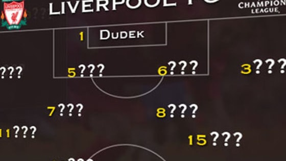 Test your Champions League knowledge by guessing the Reds and Blues' sides.