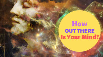 Do you ever feel like you belong to a different world? Does your mind wander into parallel universes? Take this quiz and let's see how zany you are.