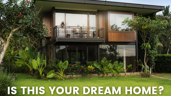 Are you hesitant on the purchase of a new home because you are unsure of what exactly your dream home would entail? Take this quiz to find out which dream home is best for you!