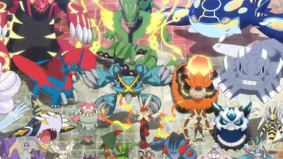 Answer these questions to find out which mega evolution pokemon you are. The answer you get will be a mega evolution!