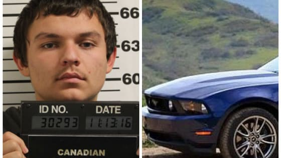 19-Year-Old Hector Fraire of Canadian County, Oklahoma has been arrested after driving at a speed of 208 miles per hour on the highway. Do you think he should face a prison sentence for this reckless behavior?