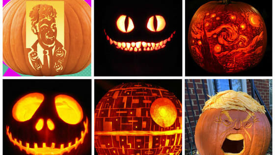 Jack-O-Lanterns are traditionally used to scare evil spirits away from your house on Halloween night, but which spooky shield is right for you?