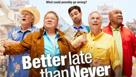 See the Stars from their previous shows and what they look like now...William Shatner, Henry Winkler, Terry Bradshaw, George Foreman and Jeff Dye.