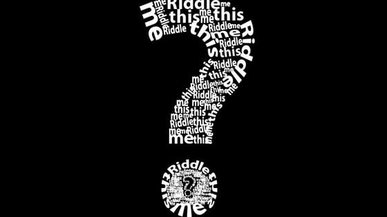 Here are tons of riddles that are hard to solve, if you haven't heard them before. Over 30 riddles to hurt your head! See how many you can solve?