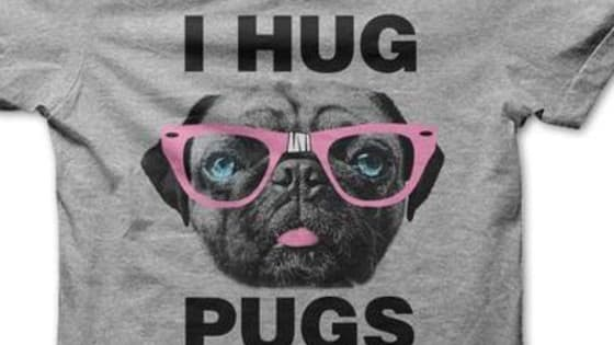 Do You Love Pugs? Here are 15 of the Funniest and Cutest Pug T-Shirt That You'll Just Absolutely Fall in Love With.
