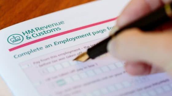The U.K. is looking to eliminate tax returns in the next five years by having the government maintain a digital account that keeps tabs on what individuals and small business owe.