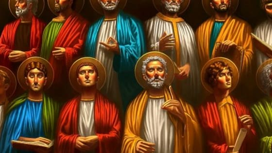 How well do you know Jesus' 12 Apostles? Do you know enough that you could ace this quiz about them? Challenge yourself and take this quiz to see how much you really know.