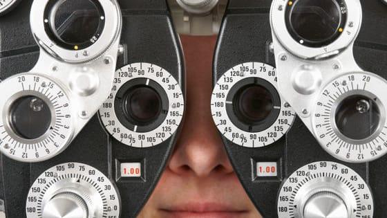 Test your eyesight!