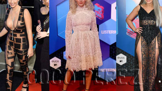 Who looked the worst at the MTV EMAs?!