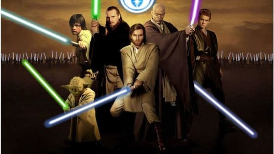 Ever wondered what Jedi you are? Are you so Jedi-like you are the Light Side itself? Or do you have some darkness that gets you in trouble...