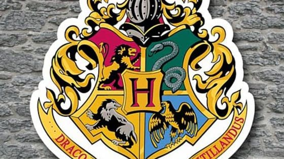 Take this quiz to find out which Hogwarts House you should be in!
