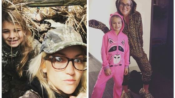 Jamie Lynn Spears' daughter, Maddie Aldridge, is the spitting image of her mother. Sometimes they even match! See this amazing mother-daughter duo here!