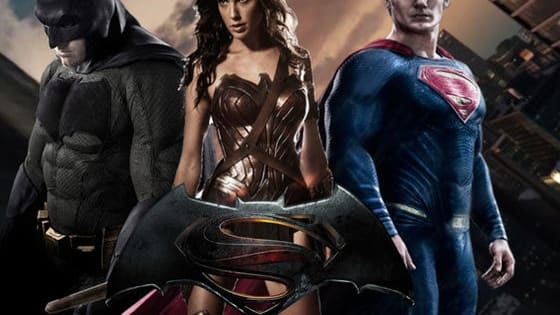 The movie's release is this March 25th and it's coming up fast! Test your knowledge of DC Comics superheroes inspired by the upcoming film.