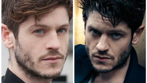 Best known as the despicable Ramsay Bolton on Game of Thrones, Iwan Rheon actually cleans up quite nicely when he's not playing the most hated person on television.