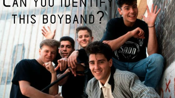 From boy bands like the Beatles and Big Time Rush to boy groups like B2K and 98 Degrees, how much do you really know about their musical careers?