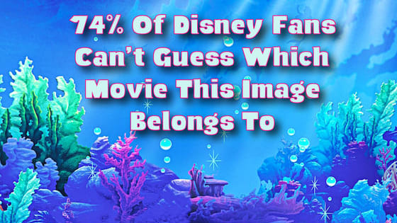 Are you one of the true Disney fanatics?