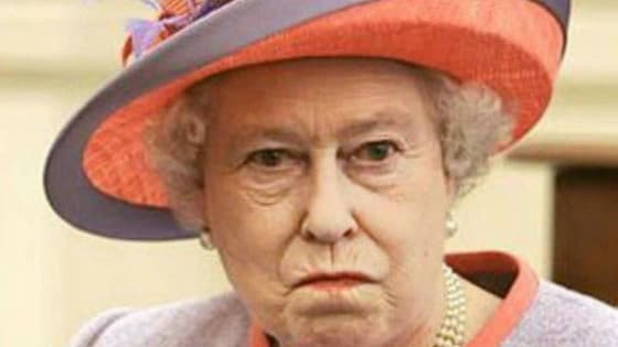 "63 years on the throne has given Queen E plenty of time to perfect her facial expressions. Are you the ""Surprised Monarch"", or perhaps the ""Hipster Queen?"""