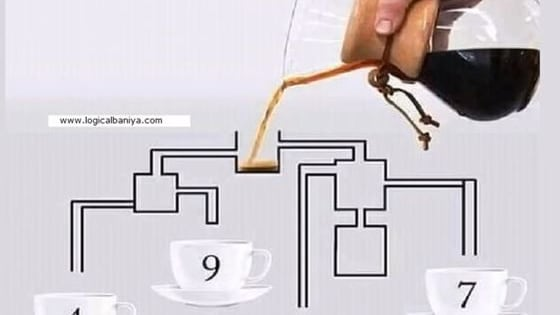This is a challenge that will blow your mind! Which cup do you think will get the coffee first? Aren't you already looking at it closely and guessing which one it does first. For more entertainment quizzes and trivia VISIT US @ www.TheQuizMania.com - Amazing quizzes and if you're bored this will entertain you!