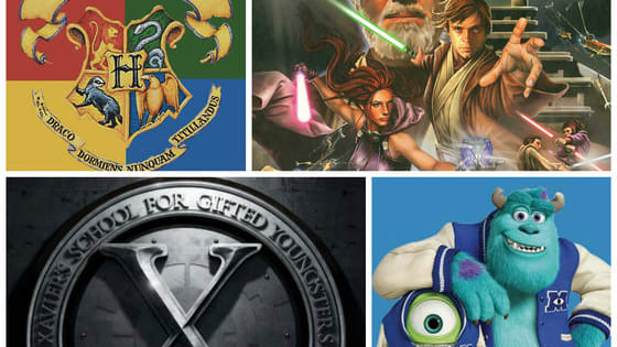 Which fantastical school should you REALLY be returning to this year?
