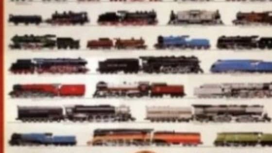People have often said that steam locomotives had personalities all their own.  This little quiz will identify which famous locomotive most closely matches your personality.
