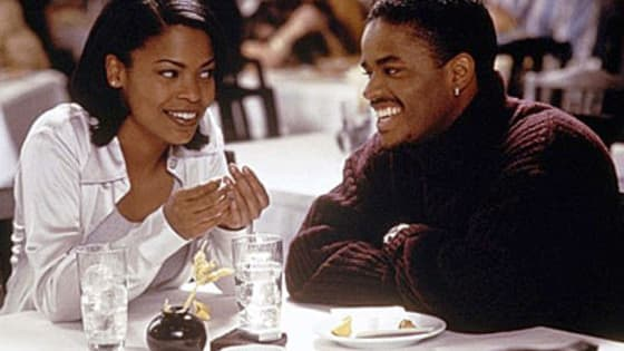 See if you can match these kisses with their respective classic Black love films.