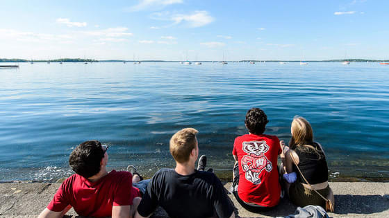 Did you know that the Madison area claims five major lakes? They are Mendota, Monona, Wingra, Waubesa, and Kegonsa.