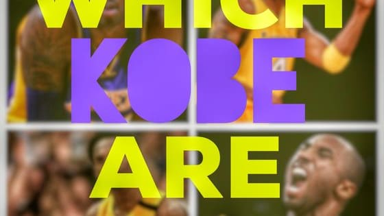 """Kobe Bryant will go down as one of the greatest basketball players of all time. Throughout his career he exhibited varied levels of leadership. Take the quiz and find out which type of """"Kobe Leader"""" you are!"""