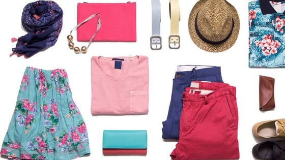 Find out what you should wear depending on your first choices.