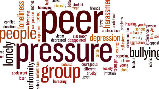 Can you handle the pressure? Lets find out how much you know about peer pressure.