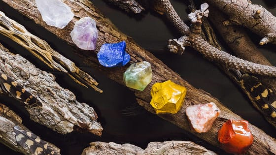 Crystals can do marvelous things, but how do they work? Why do they have so many different kinds of properties?