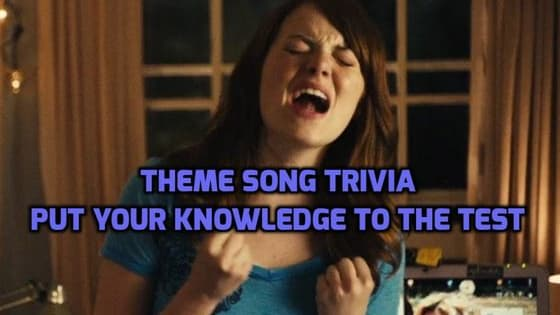 Warm up your pipes and dig into that brain of yours and see if you can finish the lyrics to some of the most popular television theme songs around (old and new).