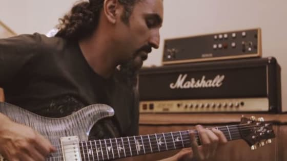 Musician and Guitar Virtuoso, Yossi Sassi (Ex 'Orphaned Land'), Recorded His Latest Album 'Roots and Roads' at the Israeli 'Jaffa Sound Arts' Studio. Get a Glimpse on the Creative Recording Process