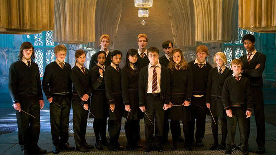 """""""Every great wizard in history has started out as nothing more than what we are now, STUDENTS. If they can do it, why not us?"""""""