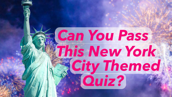 How much do you know about New York?