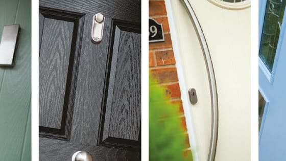 Find out what your front door colour choice says about you.