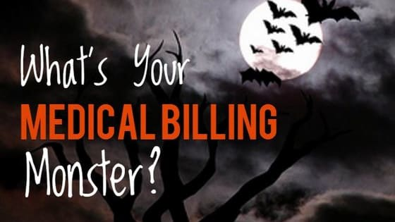 Take this short quiz to find out which medical billing monster haunts your revenue cycle management!