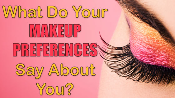 Your mascara says a lot about you!