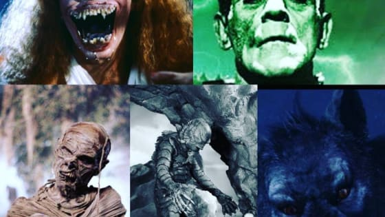 Ever wonder which of the big 5 Universal Monsters beats within your chest? Click to find out!