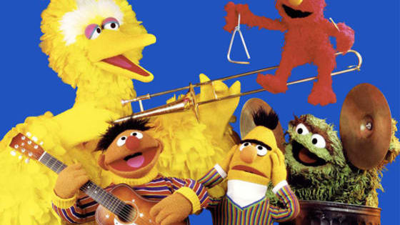 Whether teaching the ABCs or addressing decidedly more grown-up topics, Sesame Street has expanded children's minds and hearts since its debut nearly fifty years ago. Many musicians have visited Sesame Street, introducing people of all ages to great music. There have been many inspiring musical moments on Sesame Street, but here are some of WFMT's favorites!