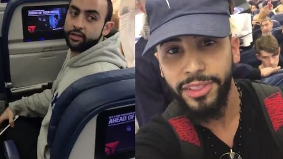 Adam Saleh is a well known prankster and many, including Delta Airlines, are asking if there is another side to his story-What do YOU think happened here?