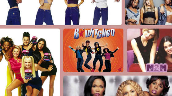Are you Destiny's child, Spice Girls, 3LW, DREAM OR TLC!