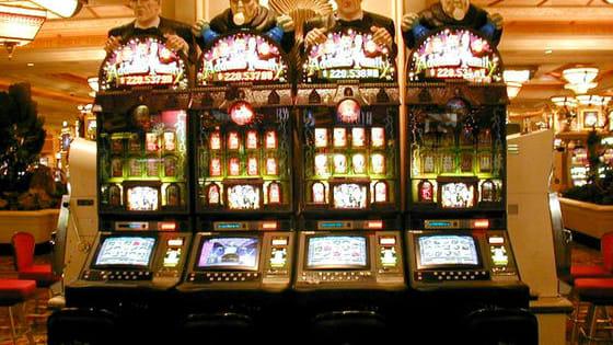 The highest amounts of money people have won on slot machines