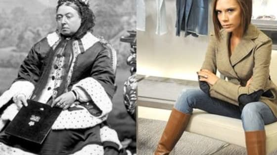 They are both very posh, but can you tell Victoria Beckham apart from Her Majesty Queen Victoria from these quotes? Take our quiz and find out.