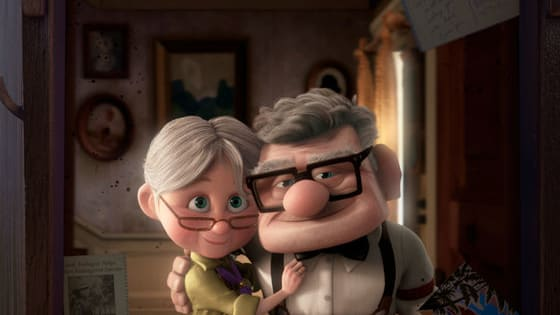 Which of the animated sweethearts best represents you and your partner in crime?