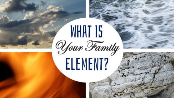 Is your immediate family firm and rooted like the Earth Element, or is it more of a sporadic and surprising make up? Come find out!
