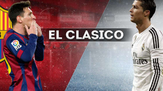 Choose the stars of El Clasico that impressed you the most