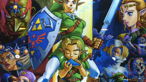 The Legend of Zelda has had many wonderful games in its long running history. Ocarina of Time is, to some, still the greatest of the series (though there is certainly room for argument). How well do you remember this time-jumping adventure from the Nintendo 64?