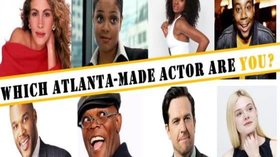 These actors all got their start in ATL... and you can, too! Which of them are YOU most alike? Take this quiz to find out...