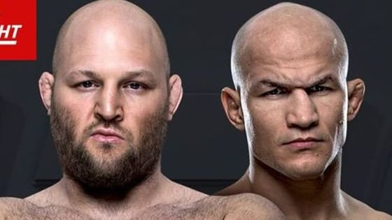 UFC Fight Night86: Ben Rothwell vs. Junior dos Santos